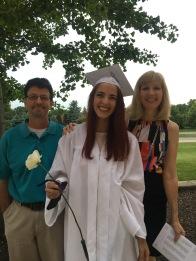 Elizabeths Davidson Graduation